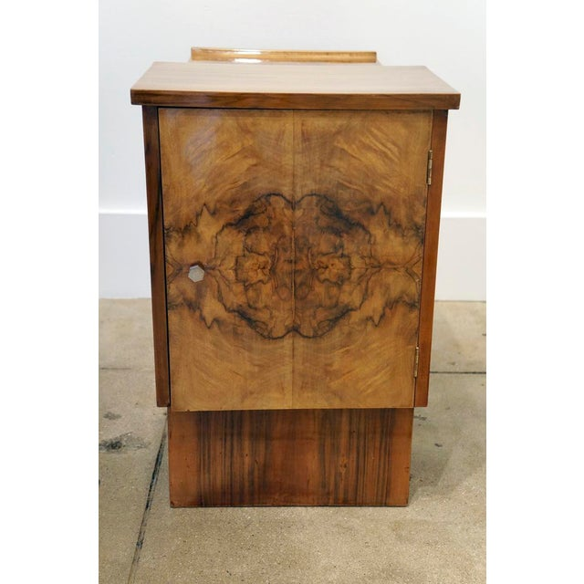 Art Deco Walnut Cabinet - Image 9 of 10