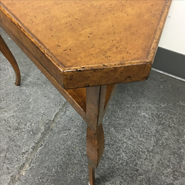 Minton-Spidell French Corner Side Table - Image 5 of 9