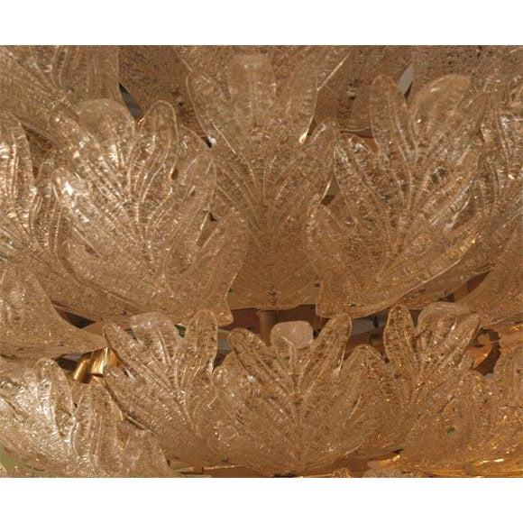Monumental Murano Chandelier - Image 6 of 8
