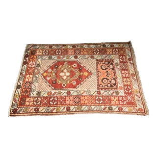 "Bellwether Rugs Vintage Bellwether Turkish Oushak Rug - 3'4""x5'1"""
