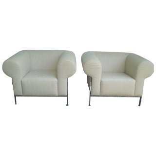 Jack Cartwright Club Chairs - A Pair
