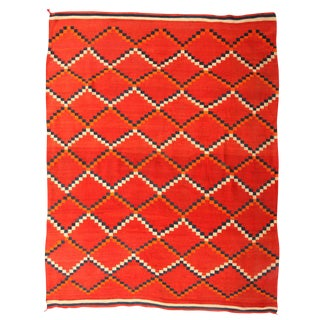 Navajo Transitional Blanket, circa 1885