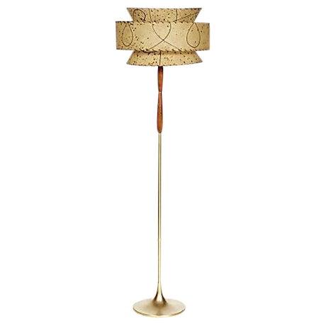 Image of 1960s Laurel-Style Floor Lamp