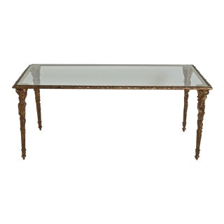 Bagues French 1940s Coffee Table