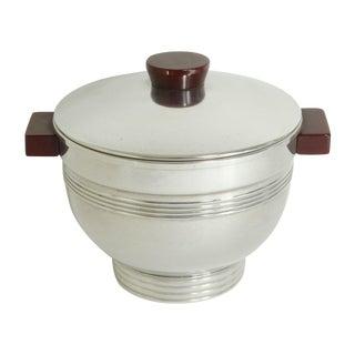1950s Deco Ice Bucket
