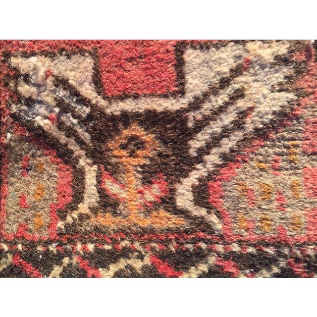 Anatolian Persian Rug, 18x40 - Image 6 of 7