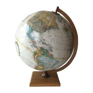 Vintage Repogle World Globe