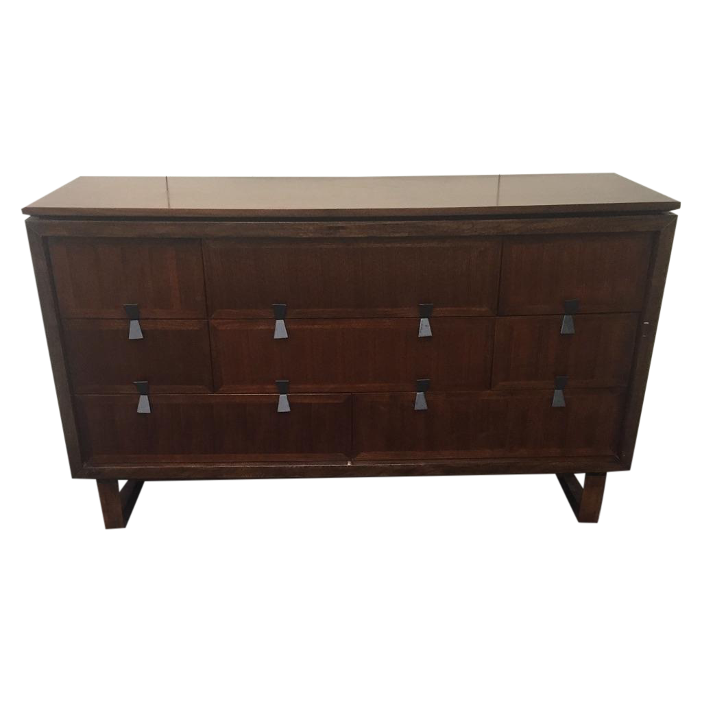 Eight Drawer Dresser, Zocalo Elevation Collection