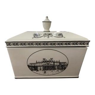 Vintage Italian Ceramic Box