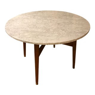 West Elm Marble Top Dining Table