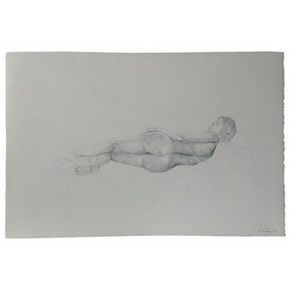 Female Nude Figure Drawing