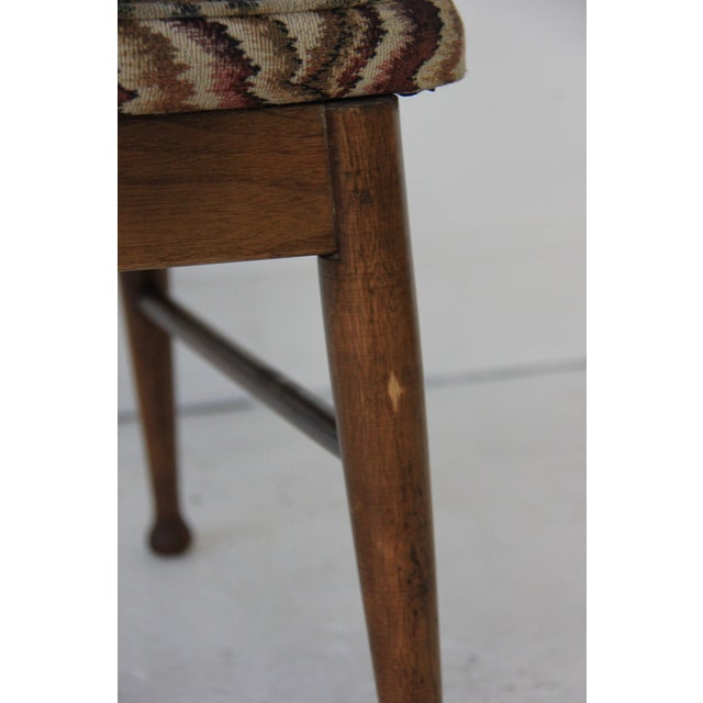 Image of Vintage Mid-Century Modern Desk Chair