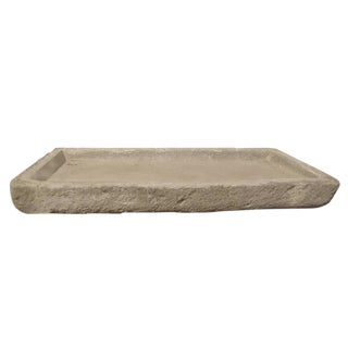 Italian Carved Stone Drain Board