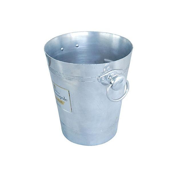 Vintage French 'Dry Monopole Champagne' Ice Bucket - Image 6 of 6