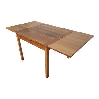 Mid-Century Modern Teak Refractory Table