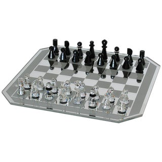 Swarovski Crystal Chess Set