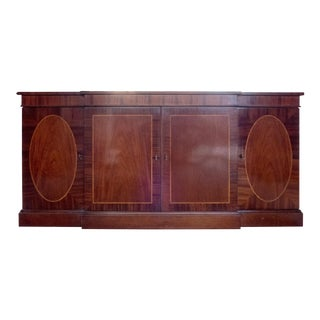 Baker Furniture Historic Charleston Reproduction 18th Century Sideboard