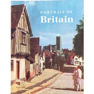 Vintage British Travel Guidebooks - Set of 10
