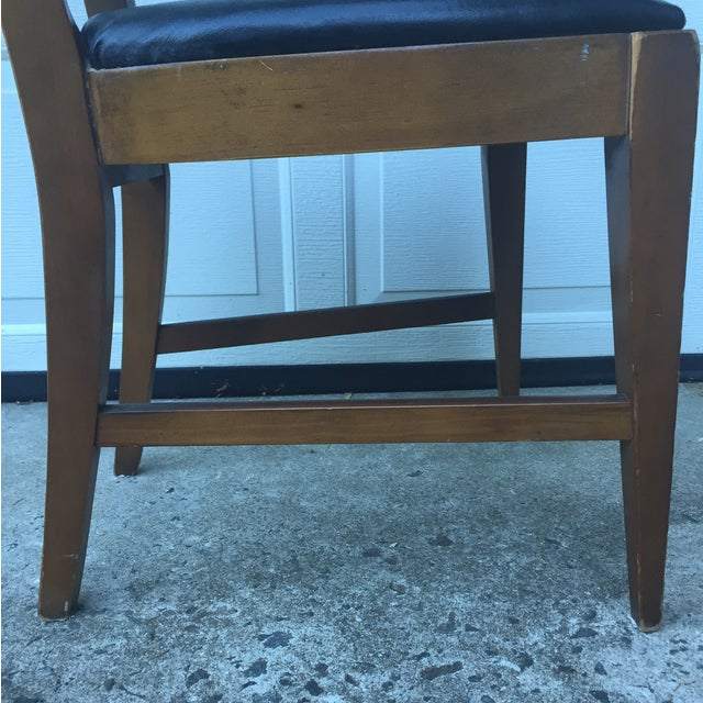 Mid-Century Ladder Back Side Chair - Image 10 of 10