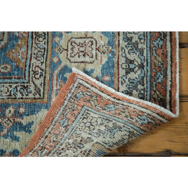 "Mid-Century Distressed Oushak Rug - 8'2"" X 10' - Image 8 of 10"