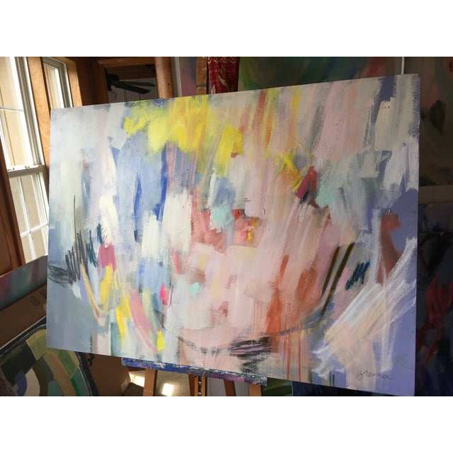 Large Original Painting by Brenna Giessen - Image 2 of 2
