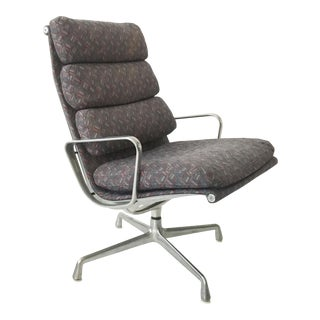 Eames for Herman Miller Soft Pad Lounge Chair