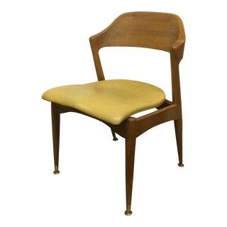 Danish Mid-Century Accent Chair