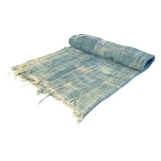 Vintage African Indigo Textile