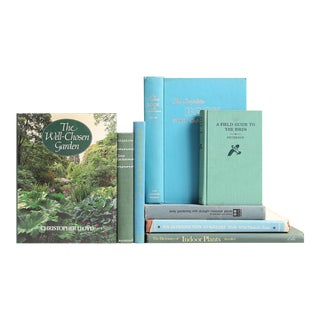 The Culture of Gardens Book Collection - Set of 8