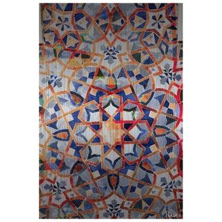 Parvez Taj Painting Print on Brushed Aluminum