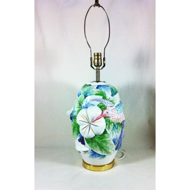 Humming Bird Table Lamp - Image 3 of 6