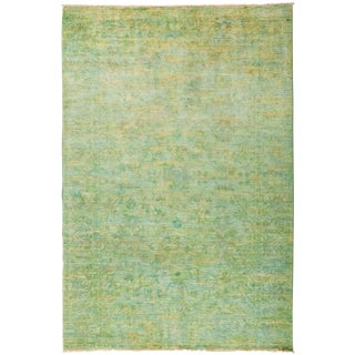 """Vibrance Hand Knotted Area Rug - 6'2"""" X 9'2"""""""