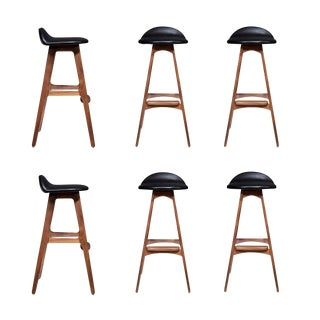 Set of Six Boyd Stools