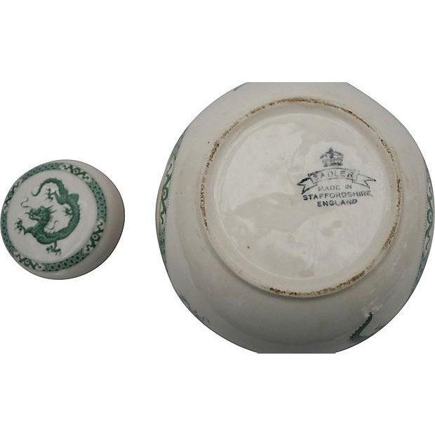 Porcelain Dragon Ginger Jar - Image 4 of 4