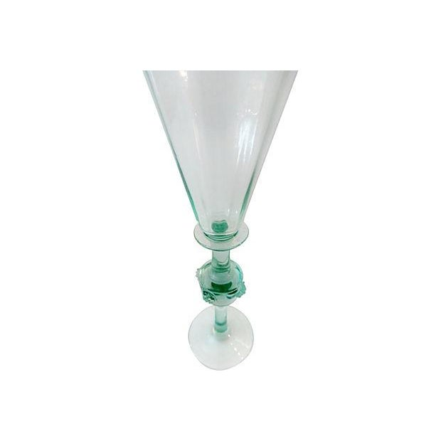 Bohemian Cabinet Glass Goblet & Cover - Image 2 of 5