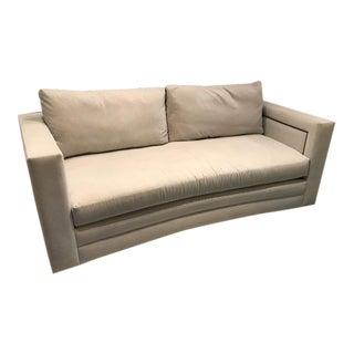RC Alexis Convex Microfiber Sofa