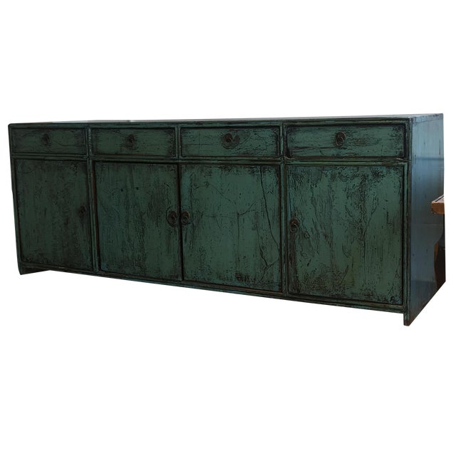 Antique Chinese Cabinet - Image 1 of 5