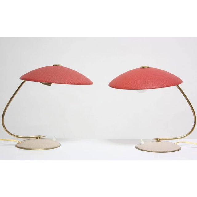 Mid-Century Dutch Table Lamps - Image 7 of 11