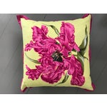 Image of Jim Thompson Floral Pillow