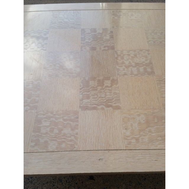 Lane Parquet-Top Coffee Table - Image 6 of 8