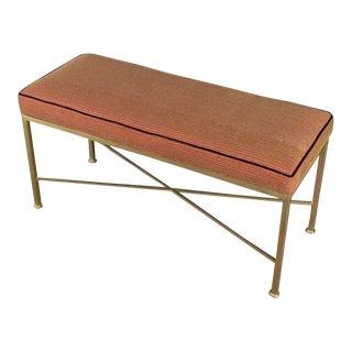 Custom-Made Marcelo Bench