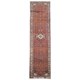Vintage Persian Tabriz Rug - 3'3''x17'
