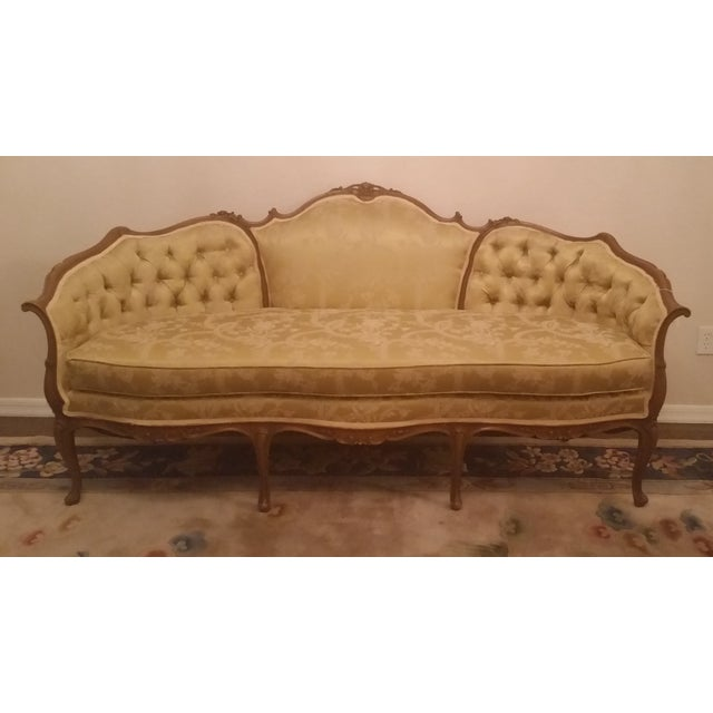 1940s Hollywood Regency Couch - Image 8 of 8