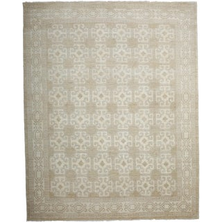 """New Khotan Hand-Knotted Rug - 8'2"""" x 10'3"""""""