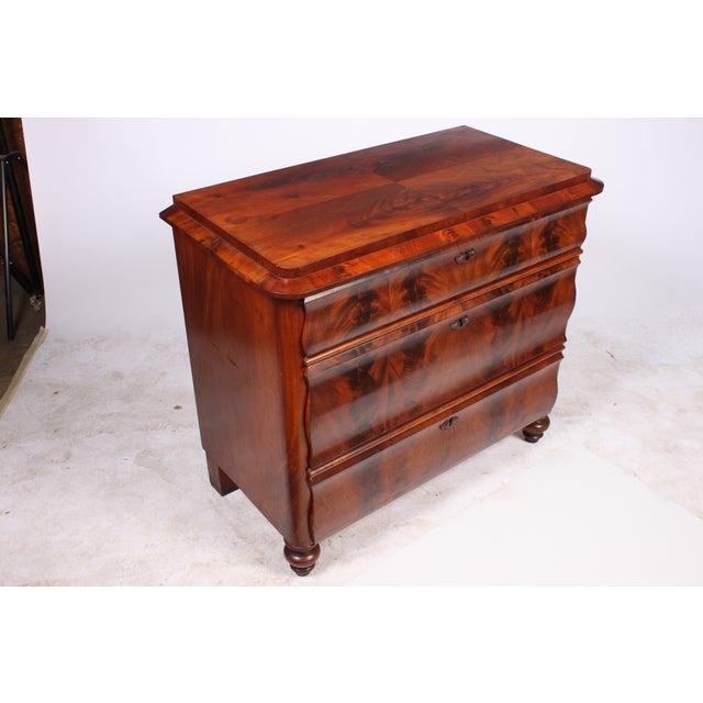 Image of 19th Centurya Empire-Style Dresser