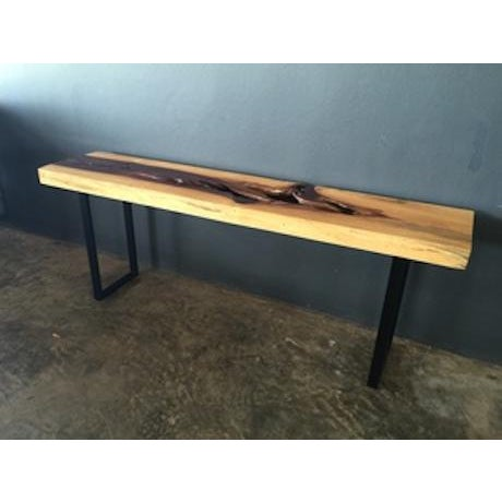 Tamarind Slab Console Table - Image 2 of 4