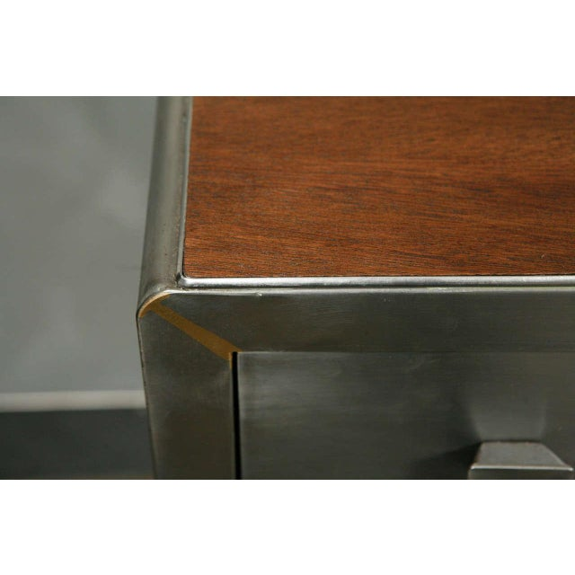 Mid-Century Metal Chest of Drawers - Image 7 of 8