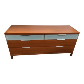 Scandinavian Design Sharon Plus Glass Dresser