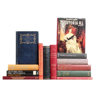 Victorian Age Book Selections - S/13