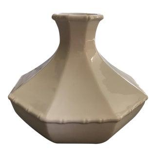 Jonathan Adler Bamboo Ceramic Vase